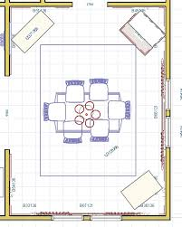 dining room layout dining room furniture layout placement diningroom1 jpg white