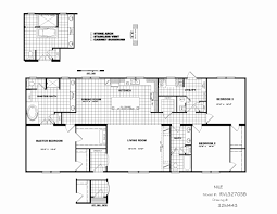 3 bedroom rv floor plan unique floor plans kandkhomesboise house