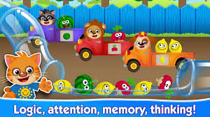 funny food 2 educational games for kids toddlers android apps