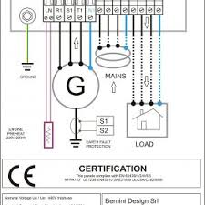 manual changeover switch for generator wiring diagram archives