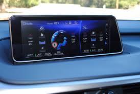 lexus rx 350 navigation system 2016 lexus rx350 f sport test drive review autonation drive