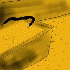 snake summary enotes com