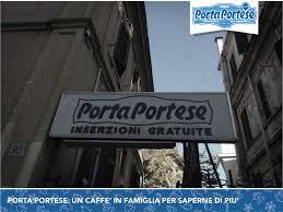 www porta portese auto it porta portese un caff礙 in famiglia per saperne di pi禮