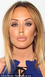 charlotte days of lives hairstyles charlotte crosby looks dramatically different with a fuller pout