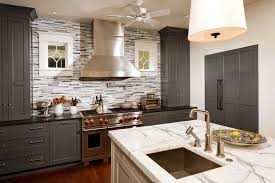 semi custom baystate kitchen design