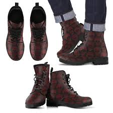 comfortable motorcycle riding boots new comfortable lace up leather skull boots 008 designfullprint