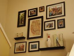 wood frame wall decor exquisite home interior decoration using frame wall decor ideas