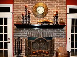 mantel decor ideas with tv u2014 indoor outdoor homes beautiful