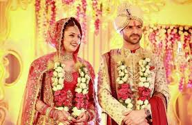 best wedding photo album divyanka weds vivek best pictures from their wedding album