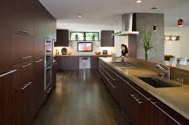 Concrete Countertops Kitchen Kitchen Counters Concrete The Nearly Indestructible Option