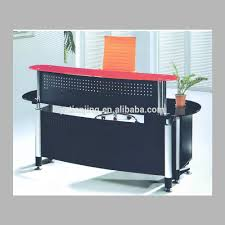 Commercial Reception Desks by Glass Top Reception Desk Glass Top Reception Desk Suppliers And