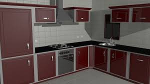 furniture kitchen set kitchen set 3d model ready cgtrader