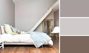 chambre 2 couleurs conseil peinture chambre 2 couleurs chambre teintes naturelles
