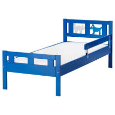 Discontinued Ikea Products List by Kritter Bed Frame With Slatted Bed Base Blue Ikea Big Boy Bed