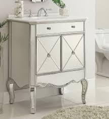 Mirrored Bathroom Furniture Eye Catching Mirrored Bathroom Vanity Top Bathroom