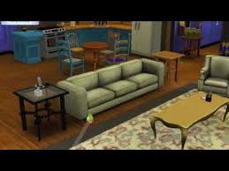 the sims 3 friends apartments youtube