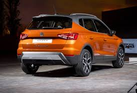 the new seat arona full details and pictures seatcupra net
