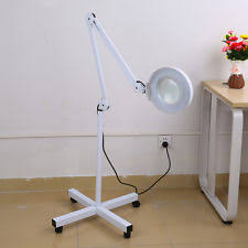 Magnifier Floor Lamp Magnifying Floor Lamps Ebay