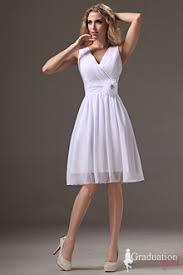 white graduation dresses for 8th grade 8th grade white graduation dresses graduationgirl com