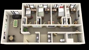 3d floor plans for apartments 3d virtual tours youtube