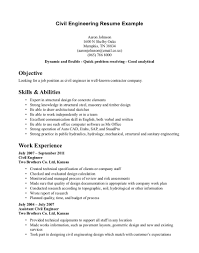 sle electrical engineering resume internship objective sle resume with no experience template how to write engineering
