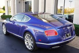 blue bentley 2017 new continental gt for sale in northbrook il bentley northbrook
