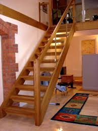 furniture outstanding wooden railing designs for stairs interior