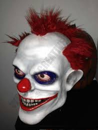 killer clown mask everything floats with clowki the evil clown mask 3 4