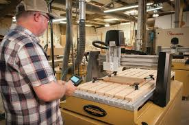 Woodworking Cnc Router Forum by Powermatic Launches 3 Axis Cnc Routers Woodworking Network