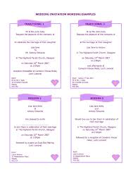 wedding invitation format gorgeous wedding invitation format wedding invitation wording