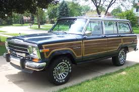 old jeep cherokee models 1990 jeep wagoneer specs and photos strongauto