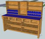 Anyone have reloading bench plans? - Page 2 - AK47.