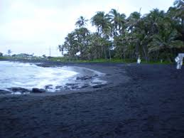 Black Sand Beaches by Hilo Black Sand Beach X X Us 2017