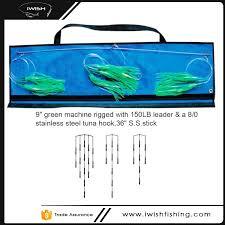 9 squid quality diy trolling spreader bar for r fishing