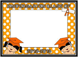 graduation frame graduation picture frame freebies warriors