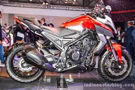 honda cx honda cx 02 concept right side at auto expo 2016 indian autos blog