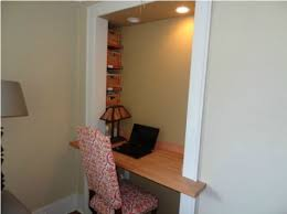 Office In Small Space Ideas 21 Best Closet Office Images On Pinterest Closet Office