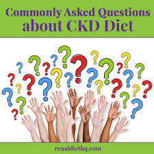 commonly asked questions about ckd diet renal diet menu headquarters