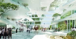 schmidt hammer lassen selected to design island in hong