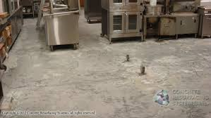 Commercial Kitchen Flooring Options Commercial Kitchen Floor Epoxy Concrete Resurfacing Systems