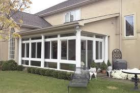 enclosed porches sunrooms season or screen room enclosed