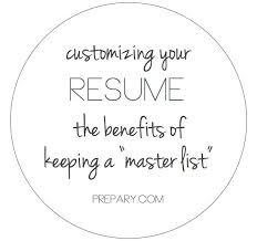resume customization reasons resume customization reasons how to customize your resume for a