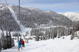 Backyard Ski Lift Canada U0027s Hippie Outpost And Its Killer Backyard Ski Resort The