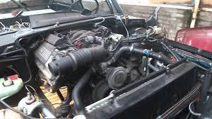 range rover engine range rover classic bmw v8 motor 286 pk youtube