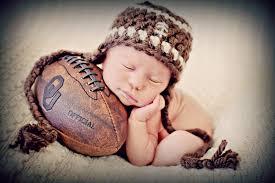 New England Patriots Newborn Clothes Newborn Photo Prop Baby Boy Football Hat