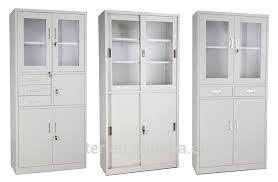 wall shelves with glass doors half glass door metal furniture metal lab wall cabinet for dubai