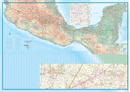 Oaxaca Mexico Map Maps For Travel City Maps Road Maps Guides Globes Topographic