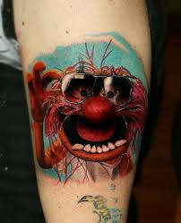 animal muppet and drum tattoos photo 4 2017 real photo