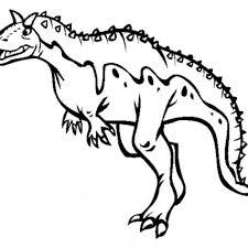 13 pics of dinosaur king carnotaurus coloring pages godzilla
