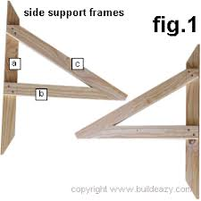 fold away drawing table woodwork wall mounted drafting table plans pdf plans